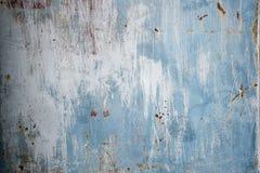 Gammal metalltexturbakgrund Fotografering för Bildbyråer