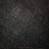 Gammal metallyttersida med skrapor och rostbakgrund Royaltyfria Foton
