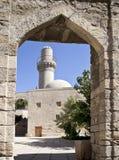 gammal moské Arkivbild