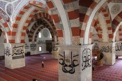 GAMMAL MOSKÉ, EDÄ°RNE TURKIET Arkivbilder