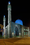 Gammal moské i Stet Petersburg Royaltyfri Bild
