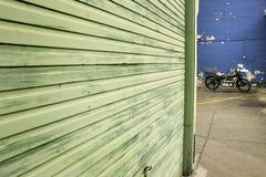 gammal motorcykel Arkivfoton
