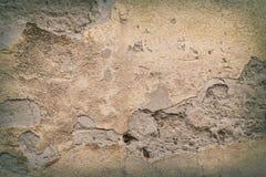 Gammal murbrukvägg royaltyfria bilder