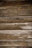 Gammal naturlig träbakgrund Arkivfoton
