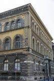 Gammal och härlig arkitektur i Budapest, Ungern royaltyfri bild