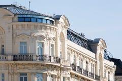 Gammal och modern arkitektur Royaltyfria Foton