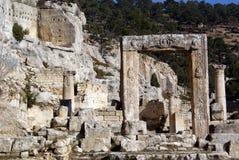 gammal ortodox kalkon för alahan kyrklig kloster Royaltyfri Foto