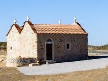 Gammal ortodox kyrka Royaltyfri Bild