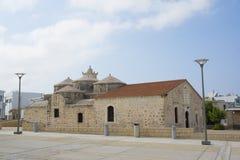 Gammal ortodox kyrka Arkivbilder