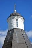 Gammal ortodox kyrka kolomna kremlin russia Royaltyfri Fotografi