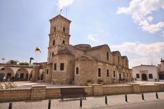 Gammal ortodox kyrka, Larnaca, Cypern Royaltyfri Bild