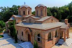 Gammal ortodoxkyrka Arkivfoton