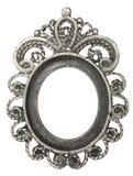 Gammal oval ram Royaltyfria Foton