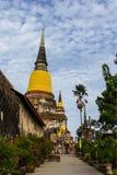 gammal pagoda Arkivfoton