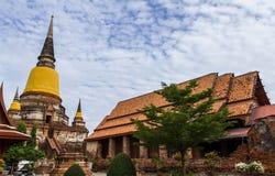 gammal pagoda Arkivbild
