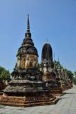 gammal pagoda Royaltyfri Fotografi