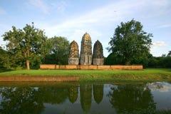 gammal pagoda för mening Royaltyfri Foto