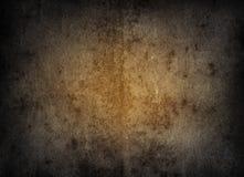 Gammal paper grungebakgrund Arkivbild