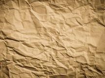 gammal paper tappning för bakgrund Arkivfoton