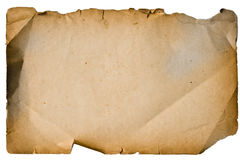 gammal paper textur Royaltyfria Bilder
