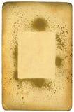 gammal paper textur för åldergrunge Arkivbild