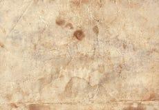 gammal paper texturtappning Arkivbild
