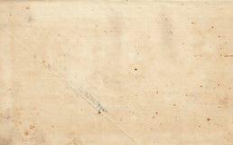 gammal paper texturtappning Fotografering för Bildbyråer