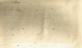 gammal paper texturtappning Royaltyfria Bilder