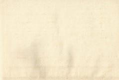 gammal paper texturtappning Royaltyfri Bild