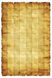 gammal paper texturtappning för bakgrund Royaltyfri Foto