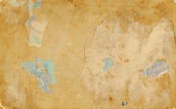 gammal paper texturtappning för bakgrund Royaltyfri Bild