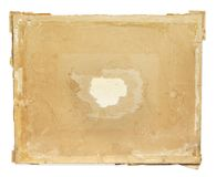 gammal papp Arkivfoto