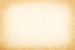 Gammal pappers- bakgrund, åldras grov sidatextur Royaltyfria Foton