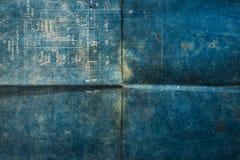 Gammal pappers- bakgrund Royaltyfri Foto