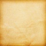 Gammal pappers- bakgrund texturerar Royaltyfria Bilder