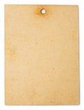 Gammal pappers- textur Fotografering för Bildbyråer