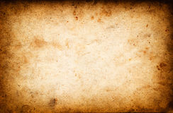 Gammal pappers- textur för tappninggrunge som bakgrund Royaltyfria Foton