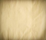 Gammal pappers- textur, karaktärsteckning Royaltyfria Foton