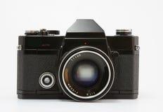 gammal parallell kamera Arkivfoton