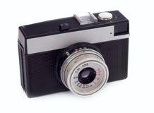 gammal parallell kamera royaltyfri fotografi