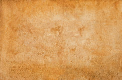 Gammal parchment Royaltyfria Foton