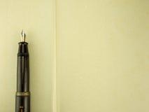gammal penna Royaltyfria Foton