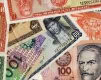 gammal peruan för sedlar Royaltyfri Foto