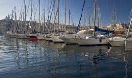 gammal port Royaltyfria Bilder