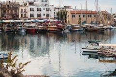 gammal port royaltyfria foton