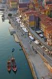 gammal porto portugal town arkivbilder