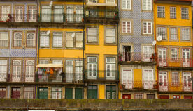 gammal porto portugal town fotografering för bildbyråer