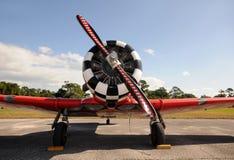 gammal propeller för flygplan Royaltyfri Foto