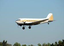 gammal propeller för flygplan Royaltyfria Bilder