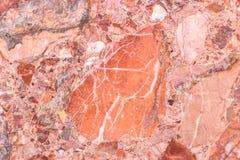 Gammal röd marmoryttersida för bakgrund royaltyfri foto
